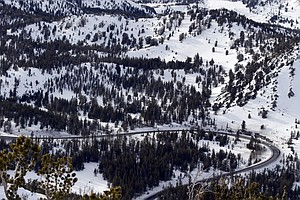 California Snowpack Nearly Average But Won't End Drought