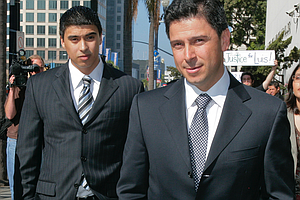 Schwarzenegger Ally's Son To Be Freed From California Pri...