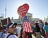 Tease photo for Justices Seem Divided Over Obama Immigration Actions