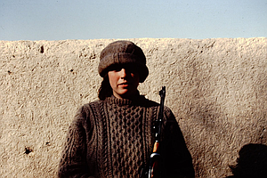 Memoir Of A Young Camerawoman's Adventures In Afghanistan