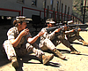 Women Marines Signing Up For Combat Duty