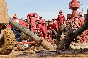 As Oil Prices Fall, Production Rises In Texas Oil Patch