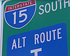 Tease photo for Caltrans Switch On Electric Freeway Signs To Ease North County Commute