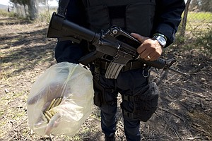 Report: Homicides Up In Mexico For First Time Since Peña ...