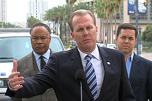 San Diego Mayor Kevin Faulconer Discusses His Re-Election Bid