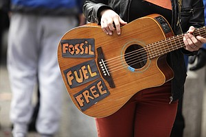 UCSD Calls On UC To Shed Investments In Fossil Fuel Compa...