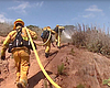 Tease photo for San Diego Firefighters Prepare For Potential Busy Season
