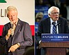 Bill Clinton, Bernie Sanders In San Diego Saturday — No, Not Together