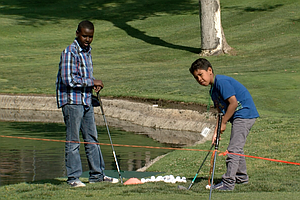City Heights After-School Program Teaches Golf To Low-Inc...