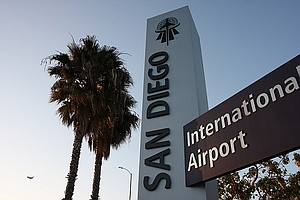 Flights At San Diego Airport Temporarily Delayed