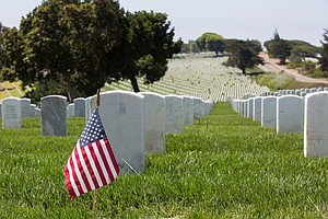 5 San Diego Events Honoring Service Members On Memorial Day