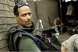 Journalist Sebastian Junger On The Struggles Of Returning Vets