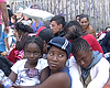 Tease photo for Haitian, African Migrants Stream Into Tijuana