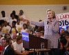 PolitiFact: Hillary Clinton Repeats Half True Claim Economy Does Be...