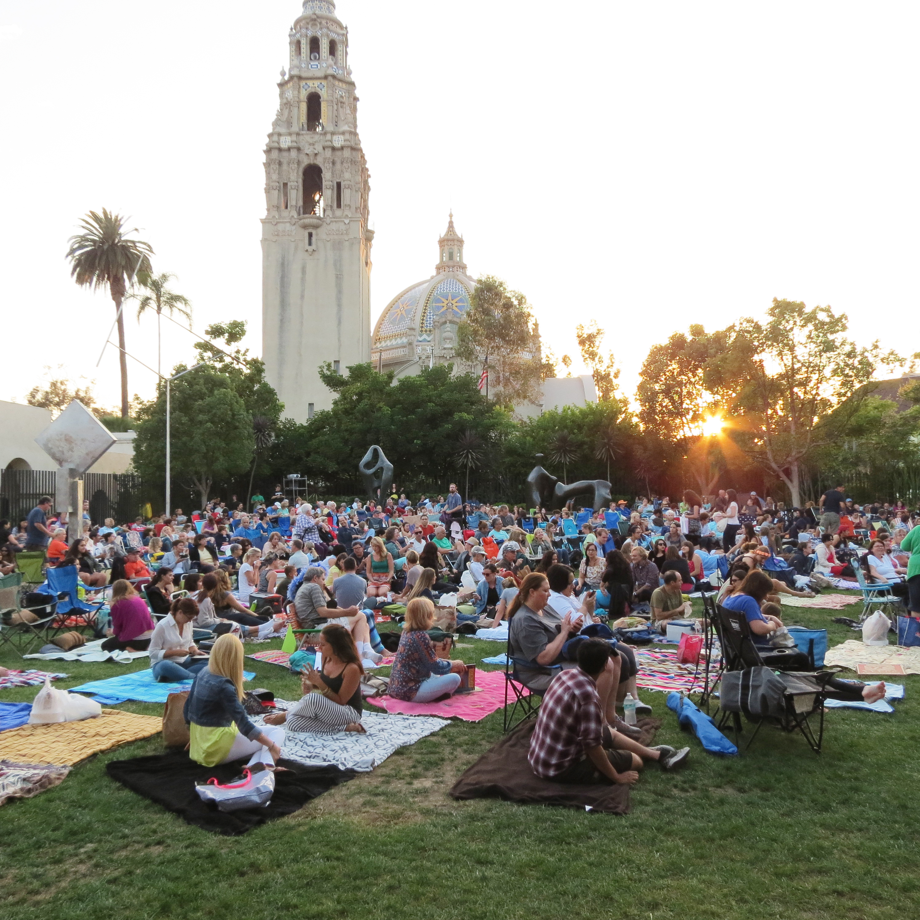 Summer 2016 Guide to Outdoor Movies In San Diego | KPBS
