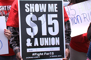 San Diego Gets Ready For Minimum Wage Increase