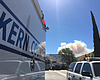 Gov. Brown Declares State Of Emergency As Central California Fire L...