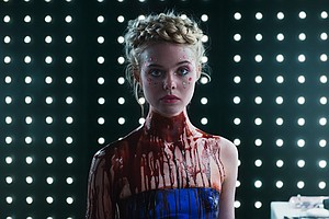 'The Neon Demon' Serves Up A Cinematic Seduction