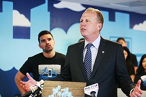 Salas, Faulconer Among Top 10 Highest-Paid Mayors In Cali...
