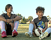 Tease photo for Soccer And Tutoring Program Helps Refugees Feel Welcome