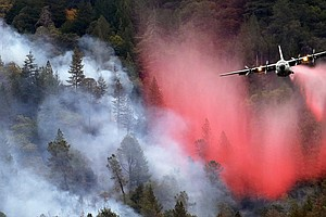 Federal Firefighting Aircraft Can Operate Out Of Brown Field