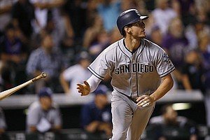 Padres' Wil Myers To Bat Cleanup For National League In A...