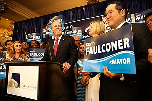 Faulconer Takes On Gov. Brown's Parole Initiative