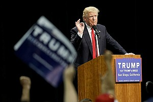 Qualcomm Co-Founder, Tech Leaders Say Trump Would Be 'Dis...