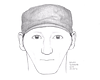 San Diego Police Release Sketch Of Homeless Attack Suspect