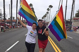 North County's LGBT Community Looks Forward To Pride Parade