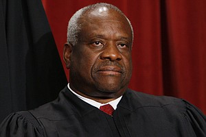 Clarence Thomas Left Nice Hours Before Attack, San Diego ...