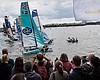 Tease photo for Major Sailing Competition Could Come To San Diego Bay