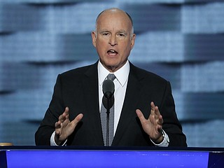 Flashback To 1992: Jerry Brown, A Clinton Campaign, And The DNC
