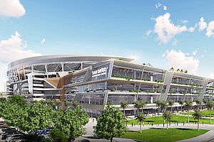 Chamber Of Commerce Backs Chargers Stadium Initiative