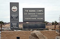 Marine Corps Warplane Crashes Near Twentynine Palms, Killing Pilot