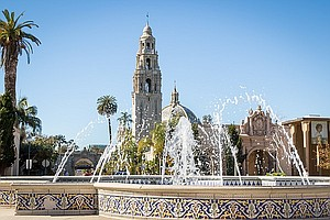 Plan To Remove Traffic From Balboa Park Plaza Clears Hurdle