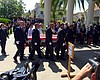 Slain San Diego Police Officer Honored At Funeral Mass