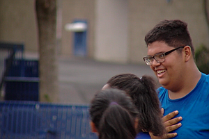 Toussaint Academy Helps Homeless Teens Go From Couch-Surf...