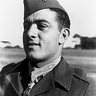 Navy Secretary Ray Mabus announced Tuesday at Camp Pendleton that a future warship will be named after Marine Corps World War II hero John Basilone, who already has a roadway named after him at the sprawling base in northern San Diego County.