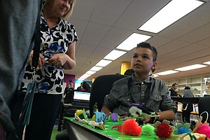 How Chula Vista Library Is Training Budding Engineers
