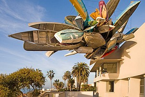 San Diego Art Museum's Growth Brings Excitement And Sadness