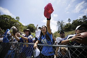 Poll: 39% Of Likely Voters Support Chargers' Stadium, Con...