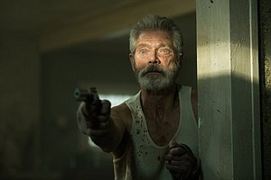 'Don't Breathe' Serves Up Home Invasion Formula With A Twist