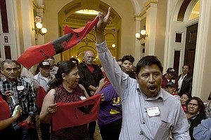 California Lawmakers Pass Bill To Pay Farmworkers Overtim...