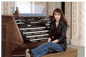 Balboa Park Organist Carol Williams Steps Down