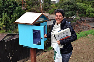 Here Are Some Awesome Little Free Libraries In San Diego