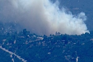 Investigators Working To Determine Cause Of Brush Fire Near Jamul