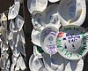 Paper Plates With Hand-Drawn Messages Spotlight Hunger In San Diego