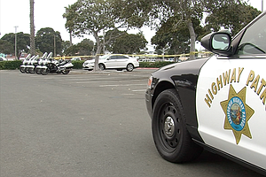 CHP Made 64 Drunken Driving Arrests By 6 Monday Morning