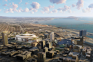 Chargers' Stadium Plan Gets Big Endorsement
